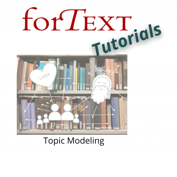 Tutorials: Topic Modeling