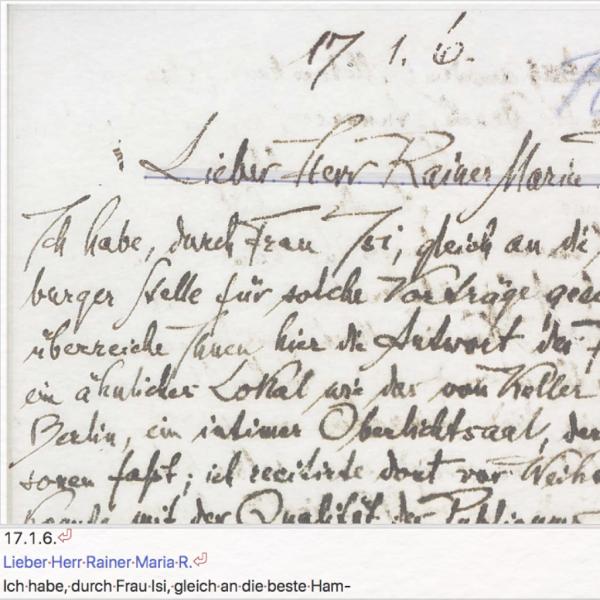 Manuskriptdigitalisierung mit Transkribus